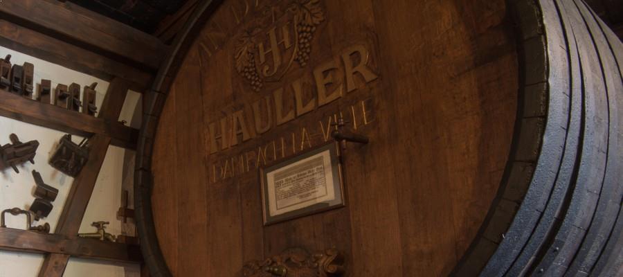 Savoir-faire Maison Hauller d'Alsace depuis 1775