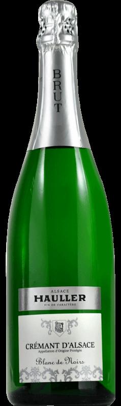 Alsace wines crémant blanc de noirs