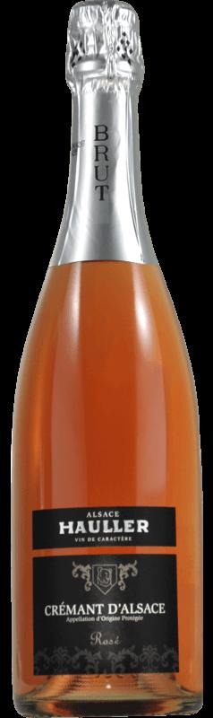 Alsace wines Crémant Brut Rosé