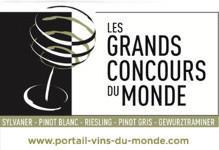 médailles Concours des vins du Monde